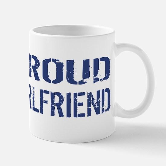 USAF: Proud Girlfriend Mug
