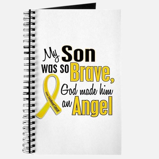 Angel 1 SON Child Cancer Journal