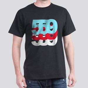 559 Area Code Dark T-Shirt