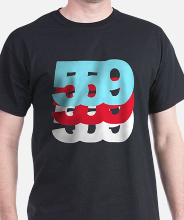 559 Area Code T-Shirt
