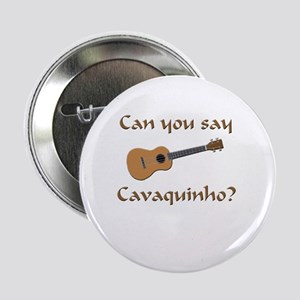 """funny cavaquinho 2.25"""" Button"""