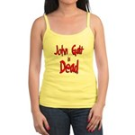 John Galt is Dead Jr. Spaghetti Tank