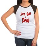 John Galt is Dead Women's Cap Sleeve T-Shirt