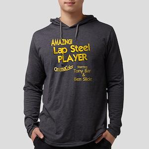 Lap Steel Guitar Long Sleeve T-Shirt