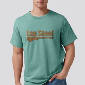 Lap Steel Guitar White T-Shirt