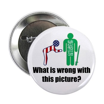 """What's wrong? 2.25"""" Button (10 pack)"""