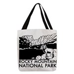 Original Logo By Raven About Polyester Tote Bag