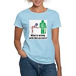 What's wrong? Women's Light T-Shirt