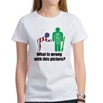 What's wrong? Women's T-Shirt