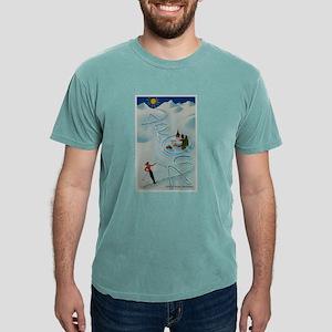 Vintage Arosa Switzerland Travel T-Shirt