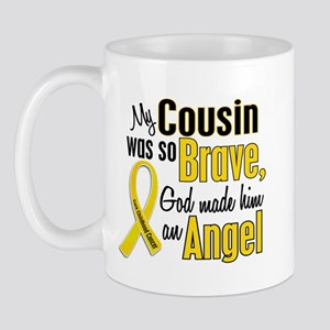 Angel 1 COUSIN Child Cancer Mug