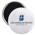 """L. A. Pacific Logo 2.25"""" Magnets"""