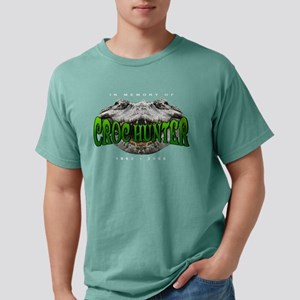 "Croc Hunter ""Steve Irwin"" Women's Dark T-Shirt"