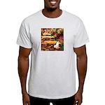 Path / Rat Terrier Light T-Shirt