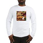 Path / Rat Terrier Long Sleeve T-Shirt