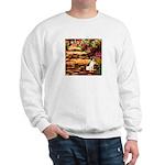 Path / Rat Terrier Sweatshirt