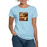 Path / Rat Terrier Women's Light T-Shirt