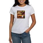 Path / Rat Terrier Women's T-Shirt