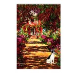 Path / Rat Terrier Postcards (Package of 8)