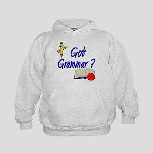 Got Grammar ? Kids Hoodie