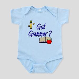 Got Grammar ? Infant Bodysuit