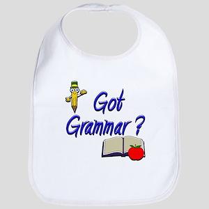 Got Grammar ? Bib