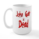 John Galt is Dead Large Mug