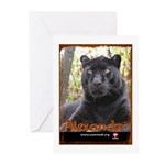 Alexander the Leopard Greeting Cards (Pk of 10)