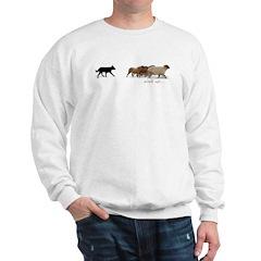 Walk up... Sweatshirt