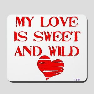 My Love Mousepad