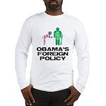 Obama Bow Long Sleeve T-Shirt