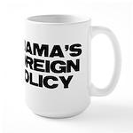 Obama Bow Large Mug