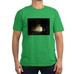 Out of the Dark Forest Men's Fitted T-Shirt (dark)