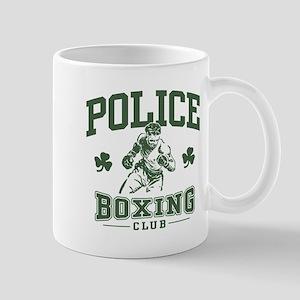 Irish Police Boxing Mug