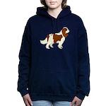 Cavalier King Charles Sp Women's Hooded Sweatshirt
