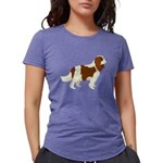 Cavalier King Charles Spa Womens Tri-blend T-Shirt