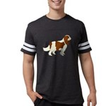 Cavalier King Charles Spaniel Mens Football Shirt