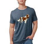Cavalier King Charles Spani Mens Tri-blend T-Shirt