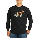 Cavalier King Charles Spa Long Sleeve Dark T-Shirt