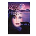 Moon Shadow Postcards (Package of 8)