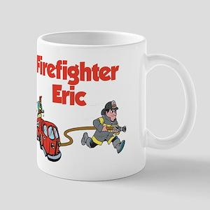 Firefighter Eric Mug