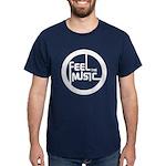 Feel the Music! Dark T-Shirt