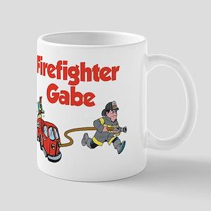 Firefighter Gabe Mug