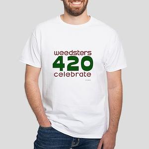 420_03 White T-Shirt
