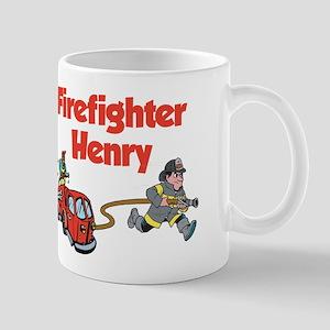 Firefighter Henry Mug