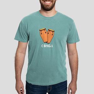 Conga Drum Drummer Salsa Jazz Puerto Rican T-Shirt