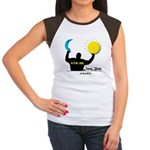 Jimmy Black Collection-Women's Cap Sleeve T-Shirt