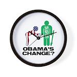 Change? Wall Clock