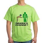 Change? Green T-Shirt
