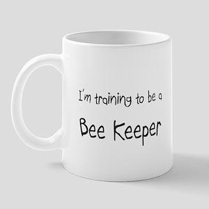 I'm training to be a Bee Keeper Mug